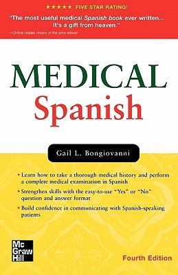 Medical Spanish By Bongiovanni, Gail L.